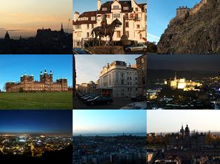 Pictures of Edinburgh City - Click for pictures